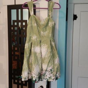 Lindy Bop Aspen Dress, no jacket